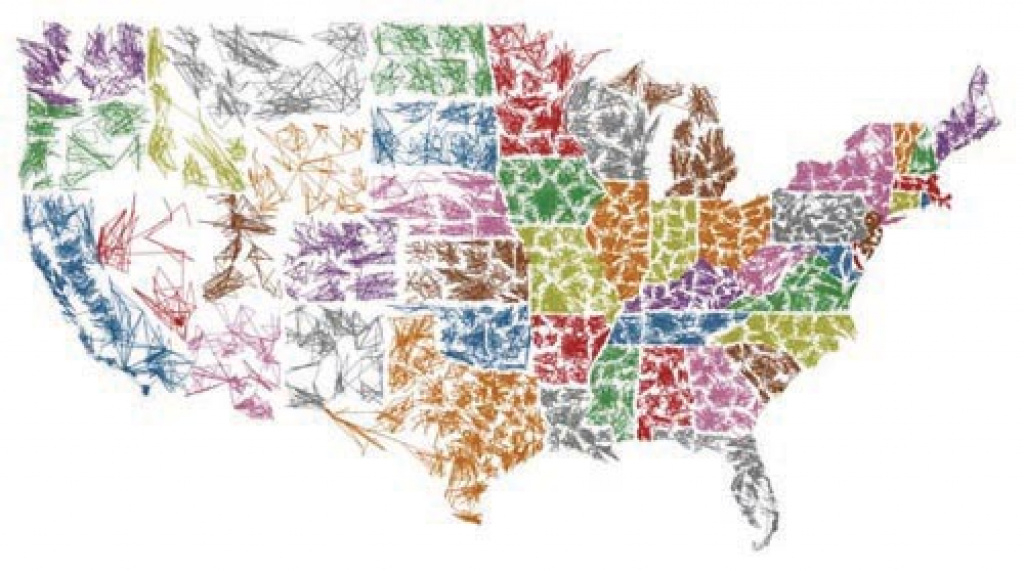 Understanding And Mapping Zip Codes ~ Gis Lounge for Usps Zip Code Map By State