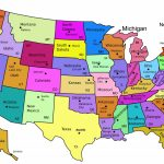 United States Map Capitals Labeled New Amazing Us Map With States Within United States Map With Capitols