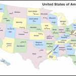 United States Map Capitals Song Inspirationa States And Capitals Pertaining To Map Of The United States With Capitols
