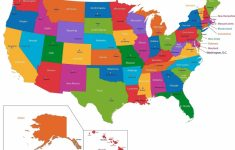 United States Map Capitals Song Valid Map Of Us States And Capitals pertaining to Us Map With State Capitals