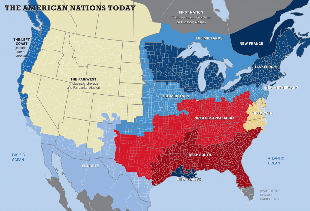 United States Map Dividedregion Refrence United States Map intended for United States Map Divided Into 5 Regions