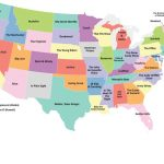 United States Map Full Size | Listed Map With Regard To A Big Picture Of The United States Map