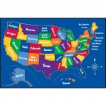United States Map Kids Best United State Map With Names Best United With Regard To State Map For Kids