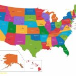 United States Map Phoenix Arizona Best United State Map And Capitals Within Us Map States And Capitals List