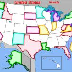 United States Map Puzzle   U.s. States And Capitals   Free Software Intended For United States Map With Capitols