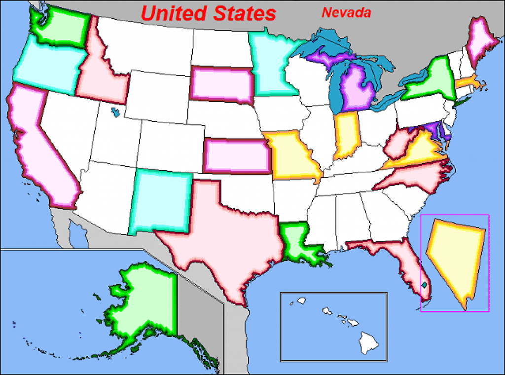United States Map Puzzle - U.s. States And Capitals - Free Software intended for United States Map With Capitols