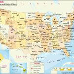 United States Map State Names Printable Refrence Us Map With Cities Pertaining To State Map With Cities