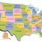 United States Map Test Gallery Us State Map Test Best United States Inside Us State Map Test