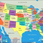 United States Map With Cities And Capitals Of Printable Us Maps Usa In Usa Map With States And Cities Pdf