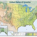United States Pin Map Set Intended For Picture Of United States Map