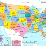 United States Political Map Us Cities Of X The Pdf – Peterbilt With Regard To United States Political Map
