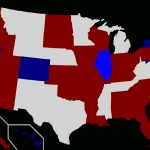 United States Senate Elections, 2016   Wikipedia In State Legislature Map 2016