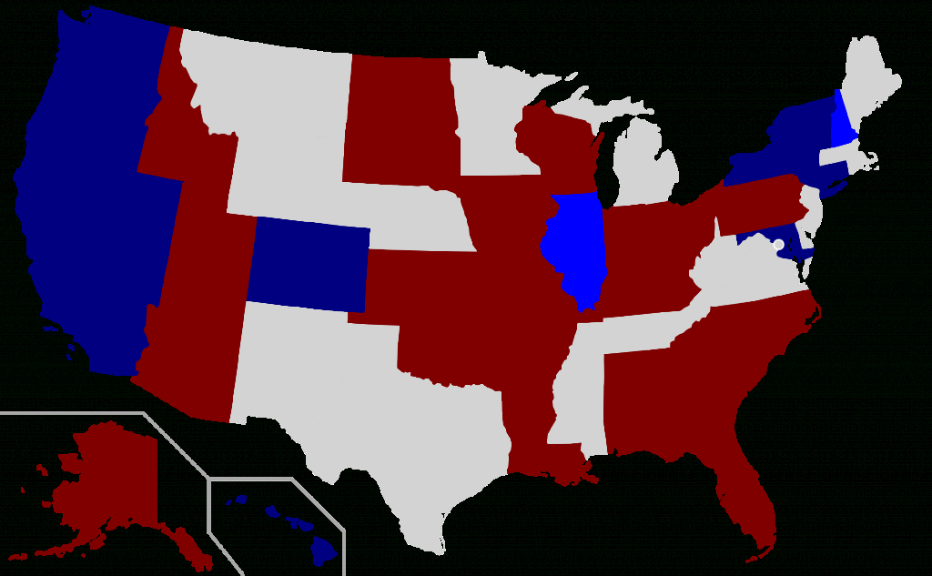 United States Senate Elections, 2016 - Wikipedia in State Legislature Map 2016