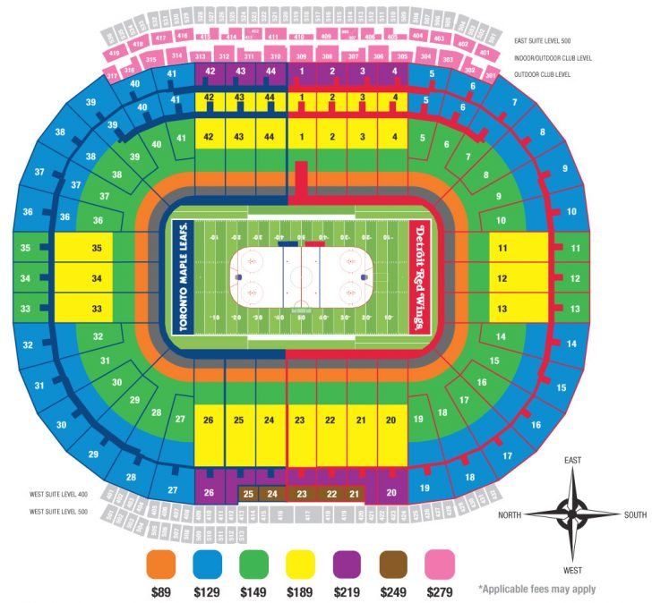 Michigan State Football Stadium Map