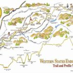 Untapped Goes To The Western States 100 | Untapped For Western States 100 Map
