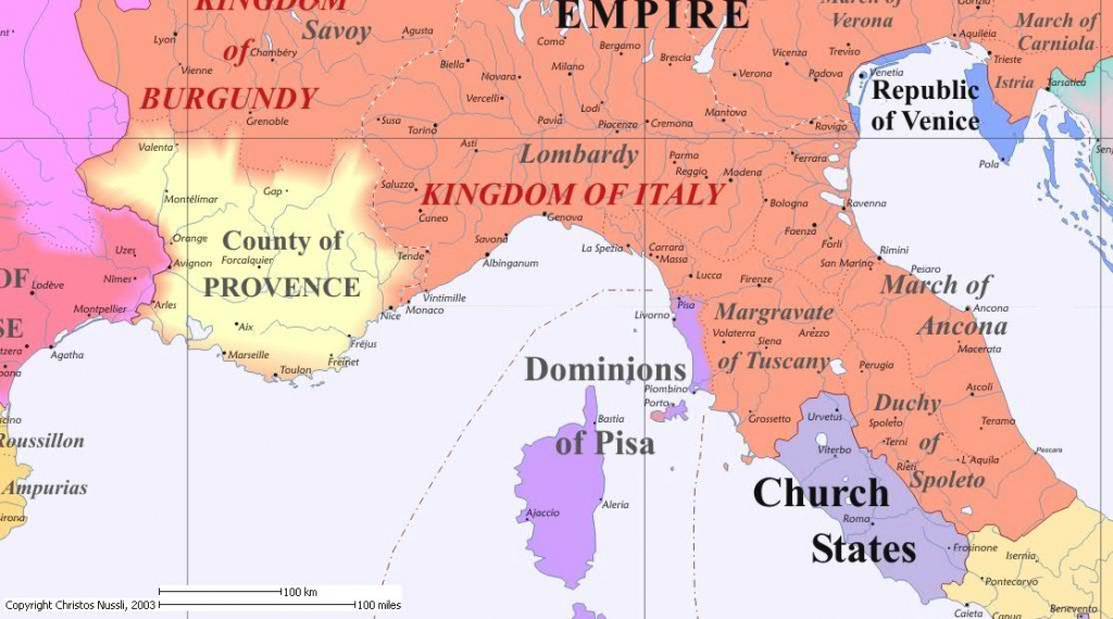 Untitled Document with regard to Papal States Map