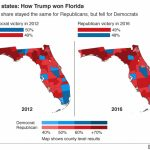 Us Election 2016: Trump Victory In Maps   Bbc News With States Trump Won Map