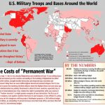 Us Map. Map Of Us Naval Bases Globally: Map Of Navy Bases In The Intended For United States Military Bases World Map