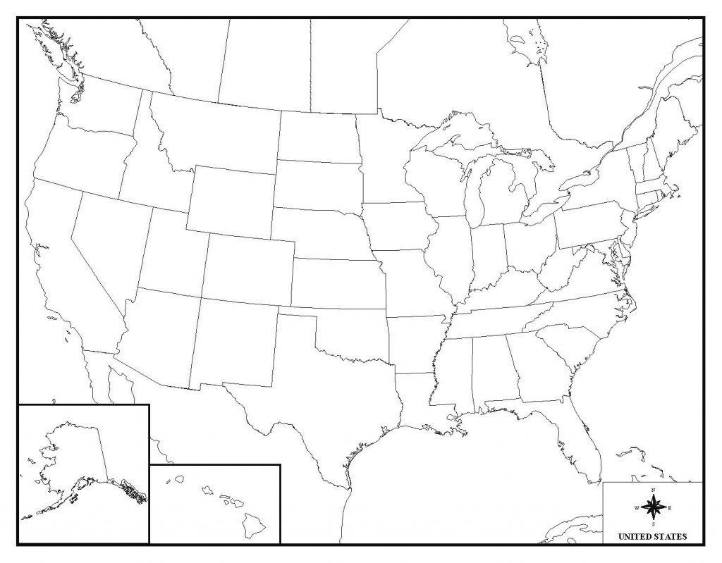 Us Map Quiz Printable - World Maps regarding United States State Map Quiz