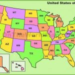 Us Map With State Names And Abbreviations New Us Map Abbreviations With Usa Map With States Capitals And Abbreviations