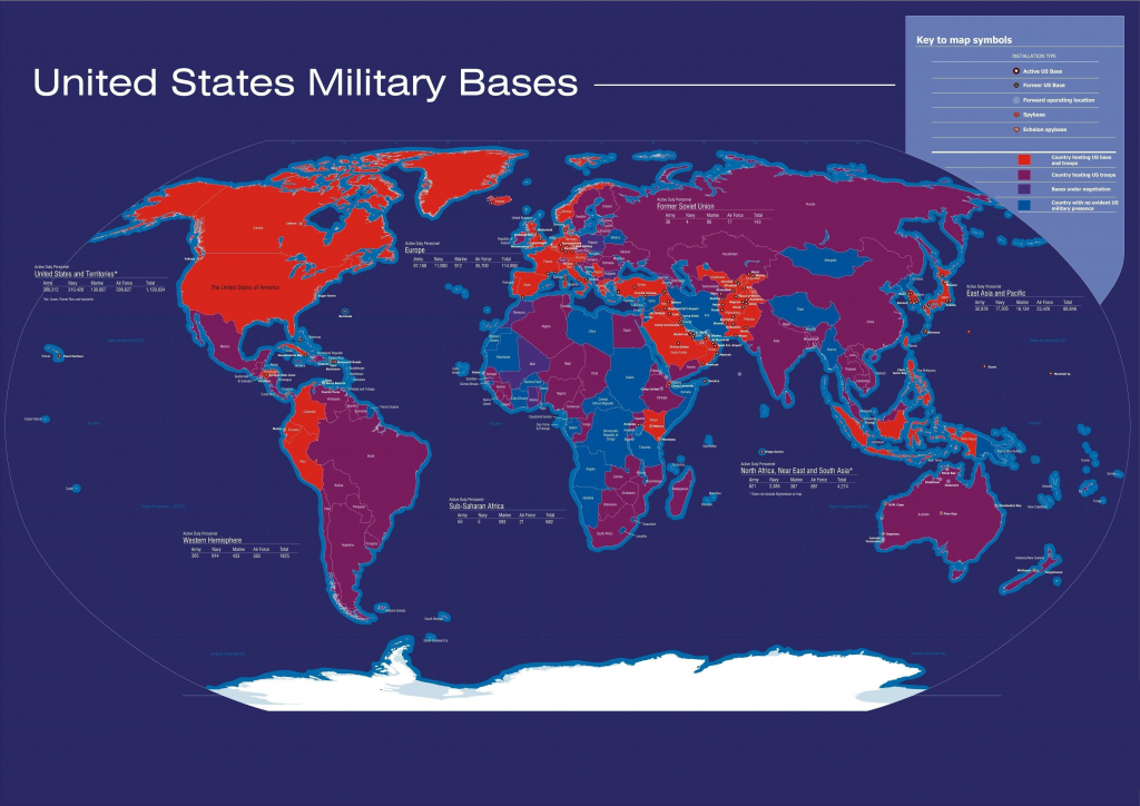 Us Military Bases Korea Map Army Europe United States 236793 Best with regard to Military Bases By State Map