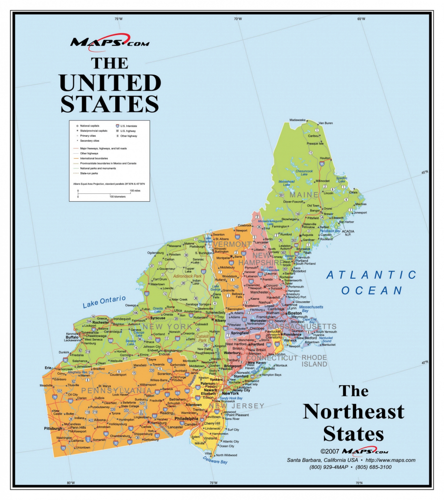 Us Northeast Region Blank Map Us State Capitals Northeast Region New for Northeast Region States And Capitals Map