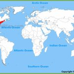 Us On World Map   Bino.9Terrains.co Regarding Map Of The World With Us States
