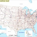 Us States And Major Cities Map Usa Map Save Us Map Showing Major With Road Map Of The United States With Major Cities