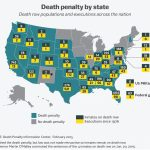 Us States Map With Capitals Archives   Mymplace Inspirationa Us Regarding Death Penalty States Map