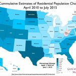 Us Statespopulation Map 9349 Thumb Ipad Inspirationa Maps Us Intended For State Population Map