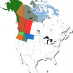 Vacation Country Travel Guide Northwest Usa And Alaska Throughout Map Of Northwest United States And Canada