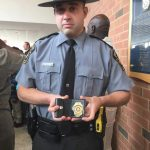 Venango County Native Grzasko One Of 60 New Pa. State Police Pertaining To Pa State Police Troop Map