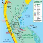 Visit Ludington   Visitors Guide To Ludington On Lake Michigan Within Ludington State Park Trail Map