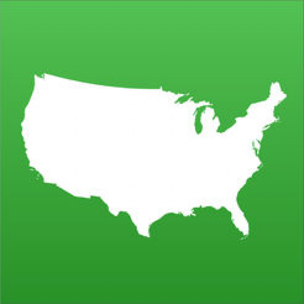 Visited States Map On The App Store for States I Have Visited Map