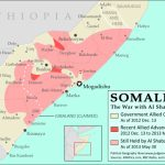 War In Somalia: Map Of Al Shabaab Control (June 2013)   Political Inside Jubaland State Map