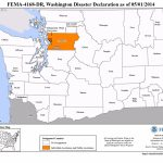 Washington Flooding And Mudslides (Dr 4168) | Fema.gov Inside Washington State Mudslide Map