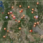 Washington Smoke Information: 8/3/2016 Air Quality Outlook Pertaining To Fires In Washington State 2017 Map