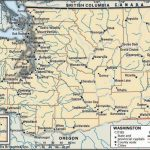 Washington | State Capital, Map, History, Cities, & Facts Inside Physical Map Of Washington State