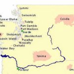 Washington State Tribes Map – Bnhspine With Regard To Washington State Tribes Map
