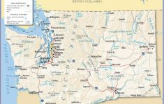 Washington Usa Map Wallpaper | Travel | Pinterest | Washington Usa inside Washington State Road Map Printable