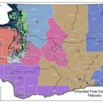 Washington's Congressional Districts   Wikipedia For Washington State Legislative Map