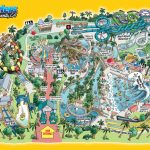 Water Park Map | Raging Waters Sacramento with Sacramento State Map Pdf