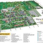 Wayne State College   Maplets Regarding Wayne State University Campus Map