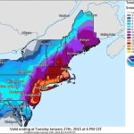Weather: Snowplows Head East On The New York State Thruway, Past With New York State Weather Map