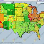 Website Maps Gas Prices, Makes You Jealous Of Wyoming | Wired Intended For Gas Prices Per State Map