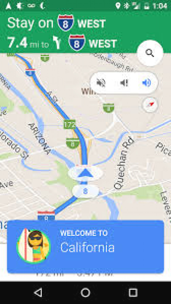 "Welcome To"" State Icons Google Maps Mobile - Google Product Forums for Google Maps Welcome To State Icons"