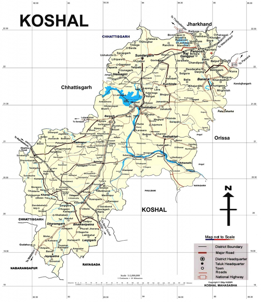 Welcoming All The Kosli People: Why Kosal State Is Necessary ? for Kosal State Map