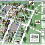 Wesley College Campus Map   120 North State Street Dover Delaware Pertaining To Delaware State University Campus Map