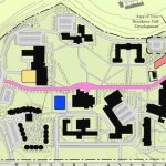 Westfield State College Campus Development Plan   Kleinfelder Within Westfield State Map