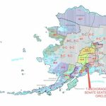 What Do I Know?: Constitutional Amendment To Enlarge Alaska Inside Alaska State Senate District Map